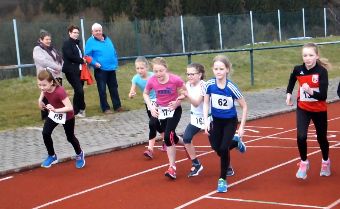 Osterlauf Oster 2018 Start1000W